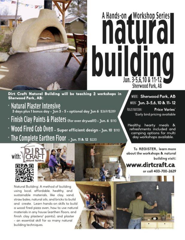Natural Building Workshop Series_StoneHedge 2016