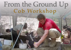From the Ground Up with Cob 2016